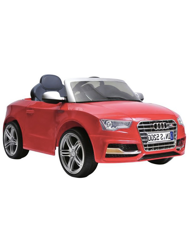 voiture lectrique 12v style audi s5 rouge. Black Bedroom Furniture Sets. Home Design Ideas
