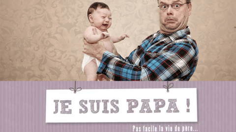 Je suis papa ! En apprentissage… Un blog papa au top !